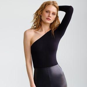 NWOT Commando Ballet One-Shoulder Bodysuit